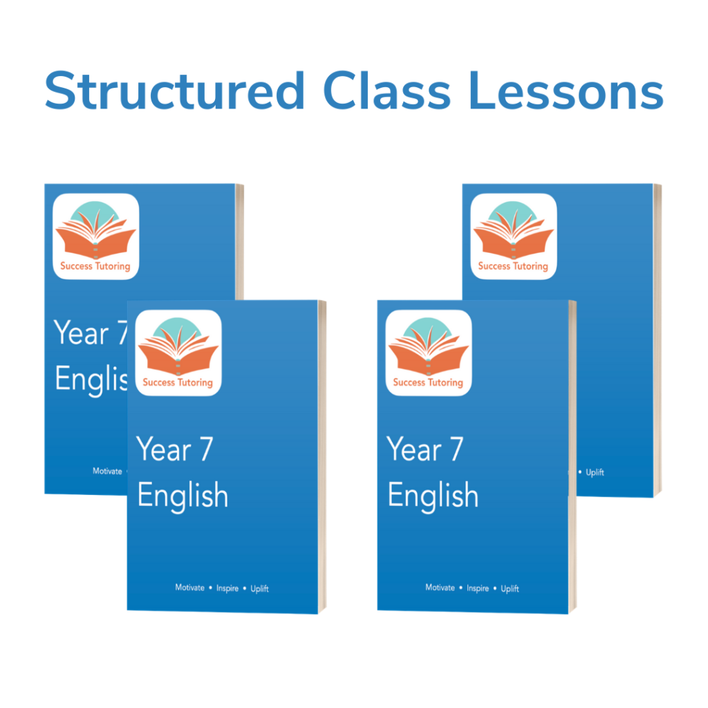 Structured Class Lessons